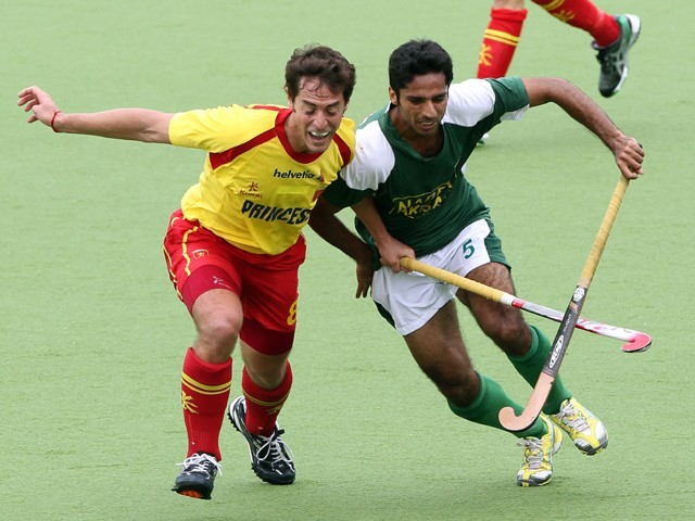 Nishan-e-Haider Floodlights Hockey