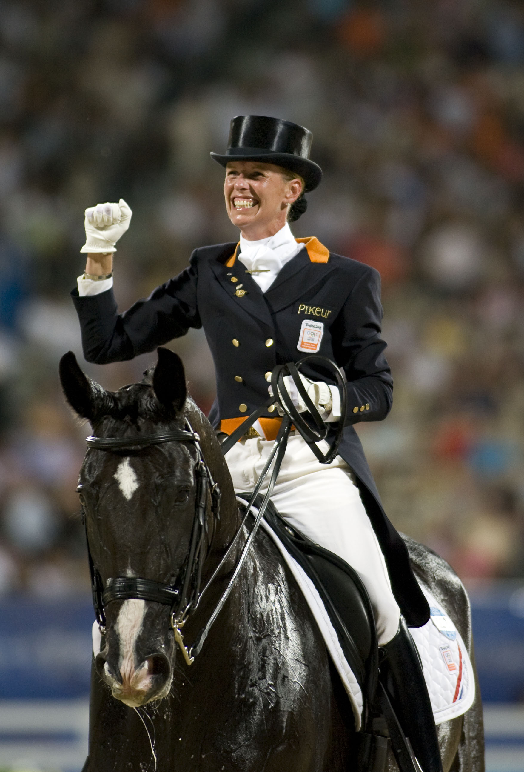 Big buzz ahead of Olympic Dressage