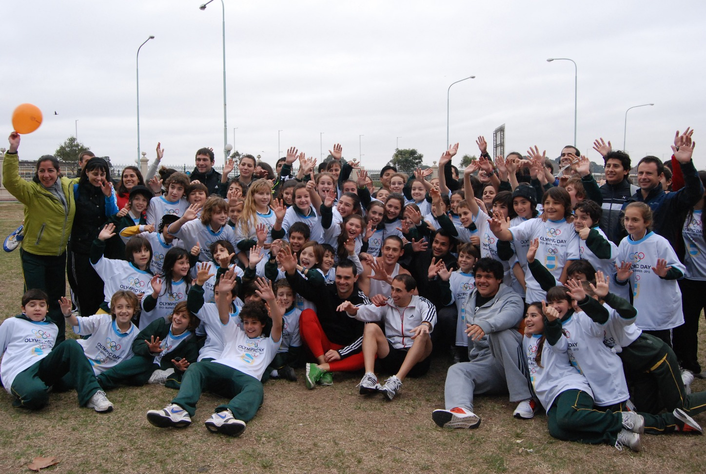 Buenos Aires hosts Olympic Day celebrations