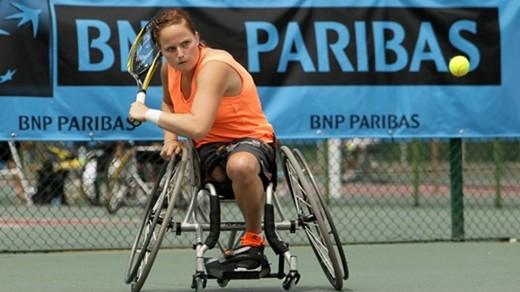 Junior Wimbledon kicks off & Wheelchair Tennis