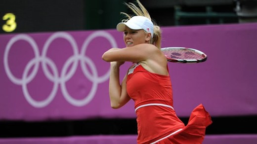2012 OLYMPIC TENNIS EVENT RESULTS