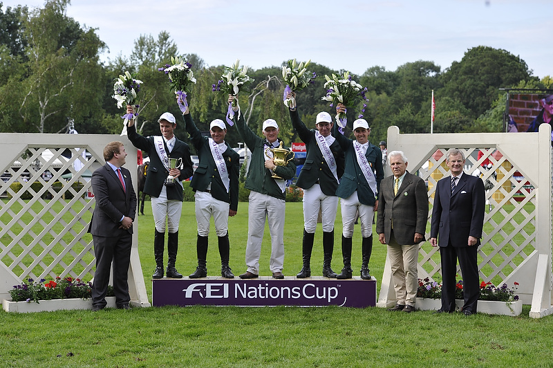 FEI Nations Cup of Great Britain, Hickstead