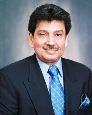 Makhdoom Syed Faisal Saleh Hayat