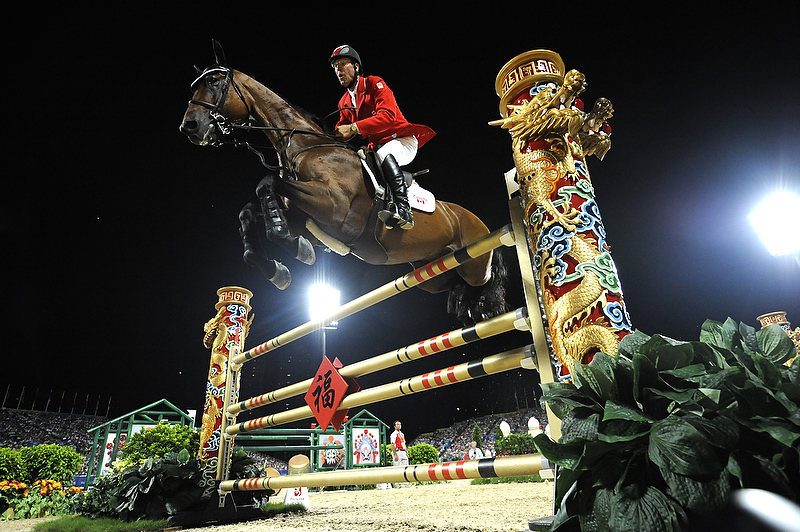 2008 Beijing Olympic Games -Equestrian