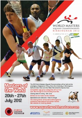 Seniors To Contest Historic World Masters