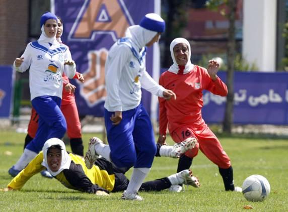 Statement regarding safe headscarf in football