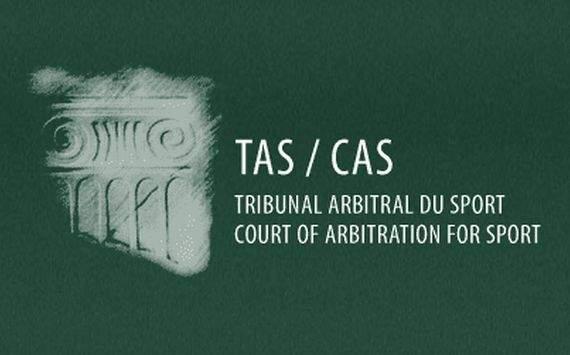 logo of Court of Arbitration for Sport