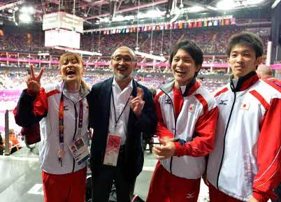 Father's pride in Tanaka trio