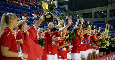 Denmark World Champions after last second goal