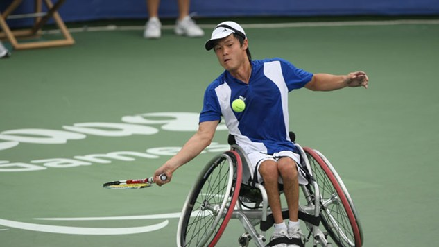 Johan Cruyff to attend Paralympic Tennis Event