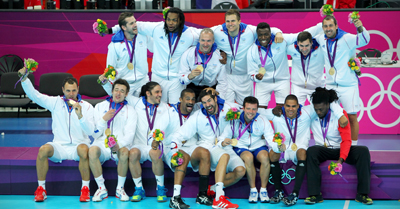 France win Olympic gold again