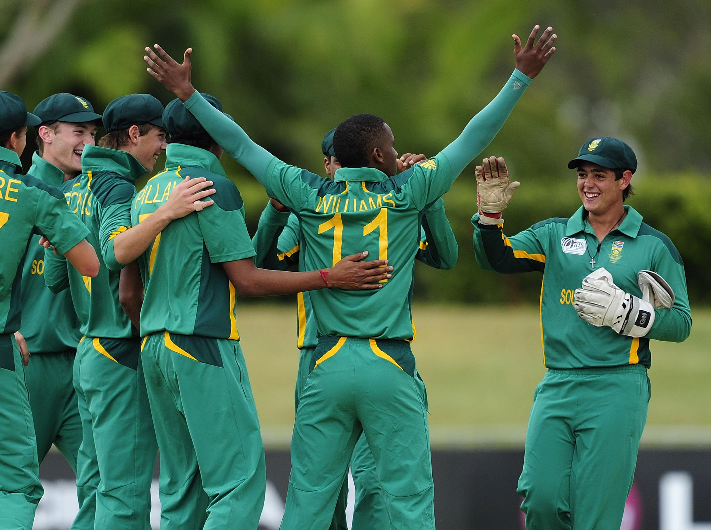 ICC U19 Cricket World Cup 2012 - Quarter Final: England v South Africa