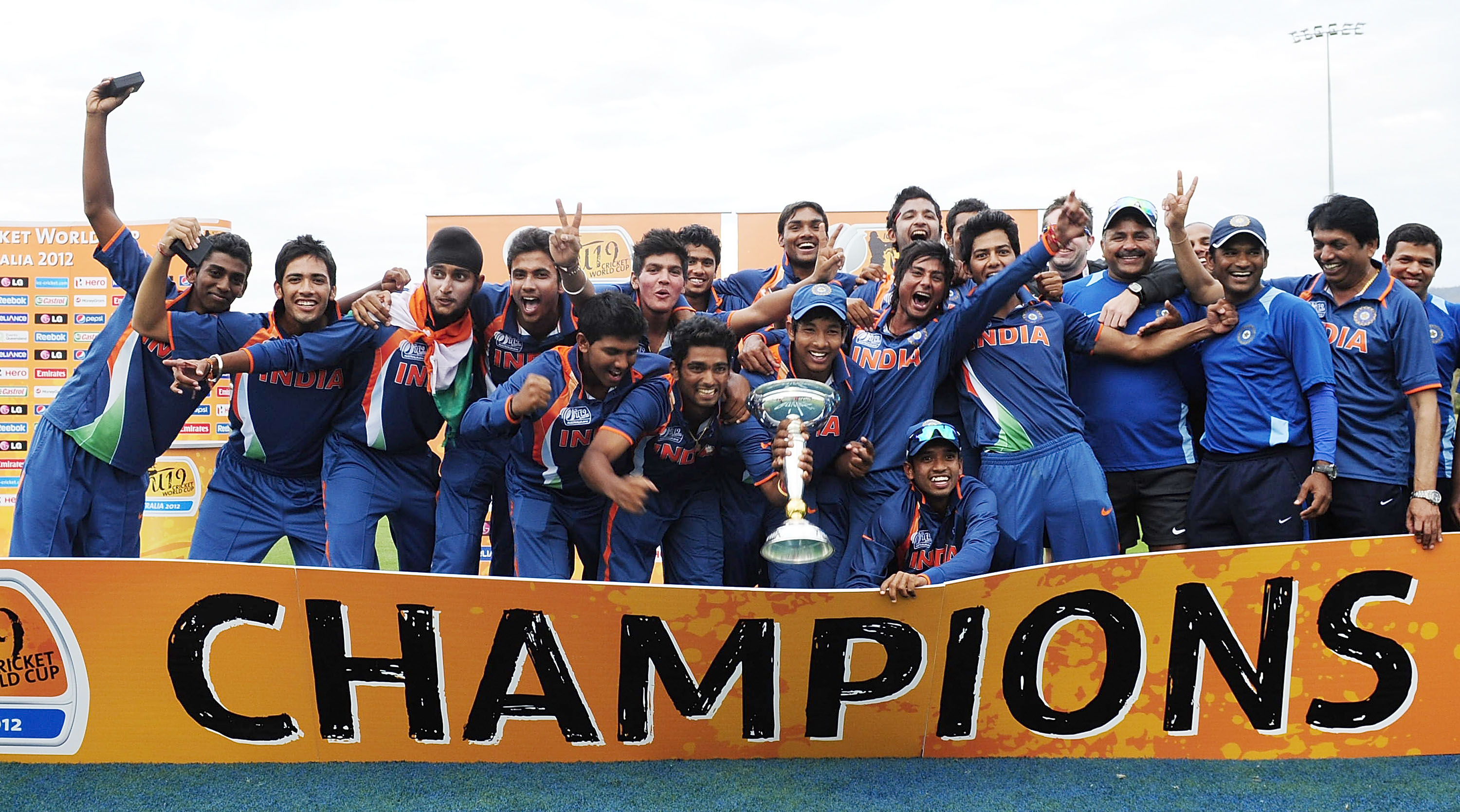 Chand inspires India to 3rd ICC U19 World title