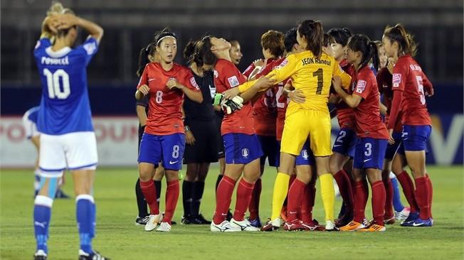 FIFA U-20 Women's World Cup Japan 2012