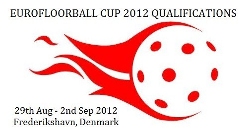 Men´s EuroFloorball Aug 29th-31st in Frederikshavn