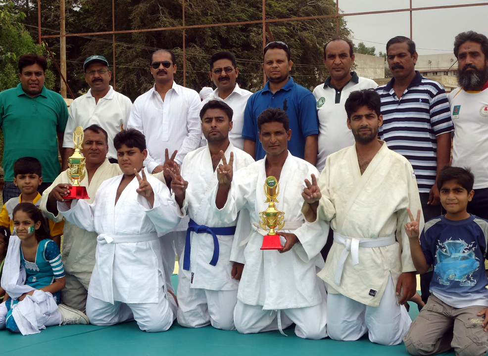 Karachi Judo Championships 2012