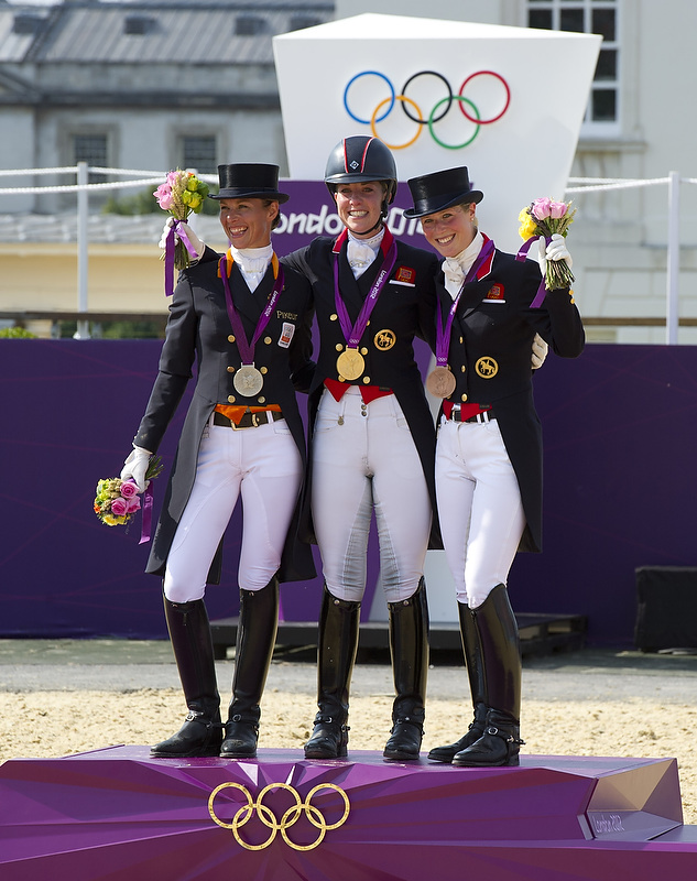 Dujardin makes it double Olympic Dressage gold