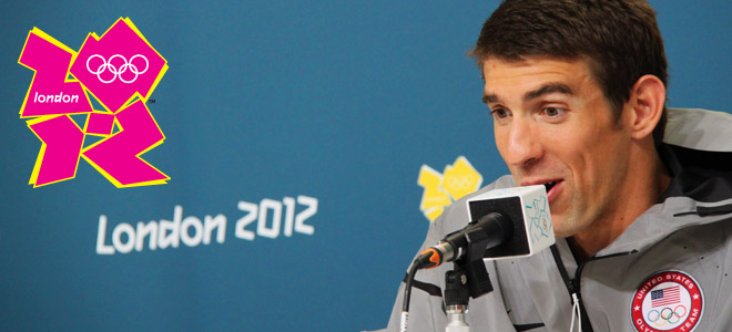 Phelps is the best ever in Olympic history!