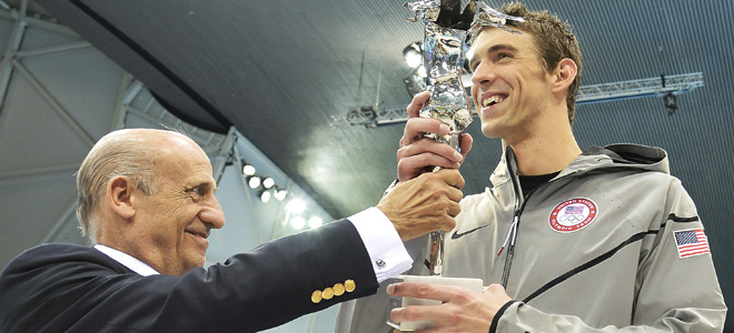 USA end on a high note, Phelps retires