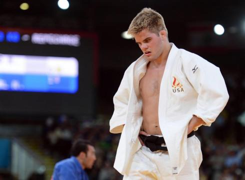 IOC disqualifies American judoka Nicholas