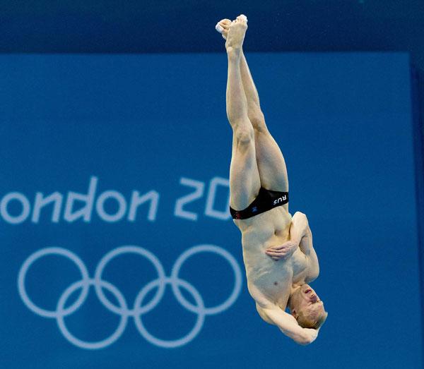 Ilya Zakharov gets the gold in an amazing