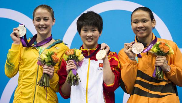 Ruolin Chen (CHN) revalidates 10m title