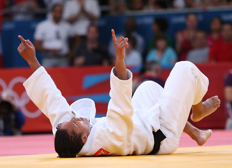 Gold for France and for Korea Women/Men