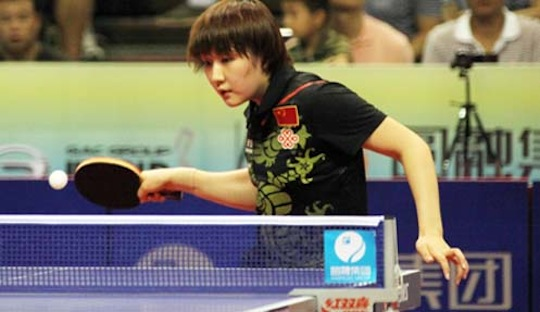 Hao Shuai and Chen Meng Shock Winners in Suzhou