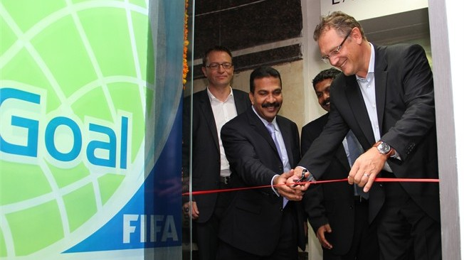 FIFA sets the development of football in India