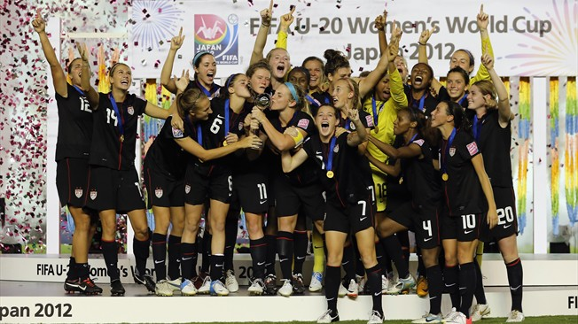 USA defeated Germany, in FIFA U-20 World Cup