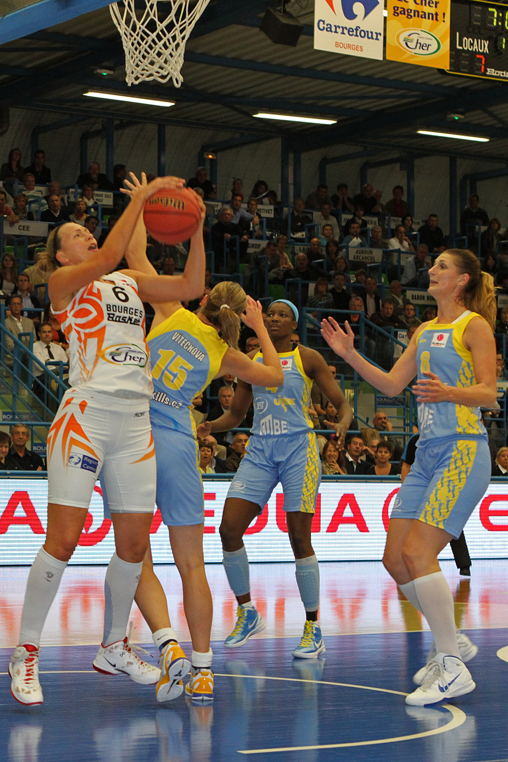 Seedings For EuroBasket Women Announced