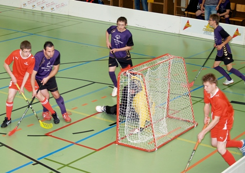 IFF; Special Olympics (SO) & SO Floorball