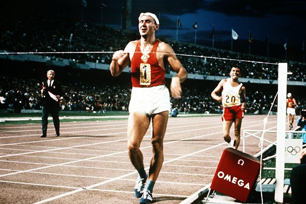 Vladimir to be inducted into the IAAF Hall of Fame