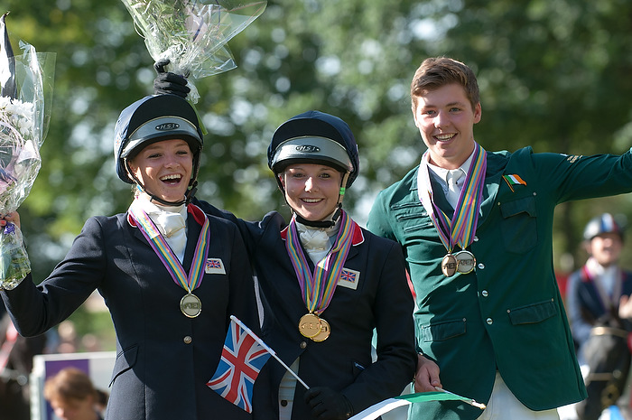 FEI European Eventing Championships for Juniors