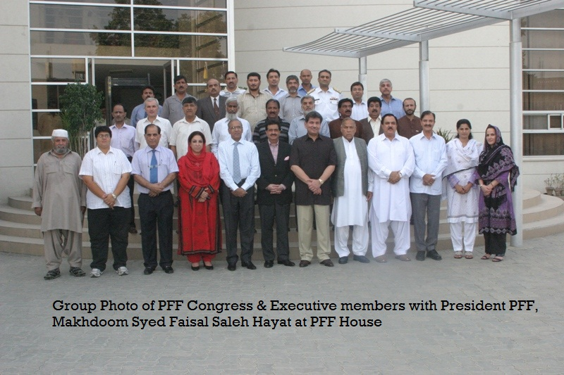 PFF Congress & Executive Committee meetings held