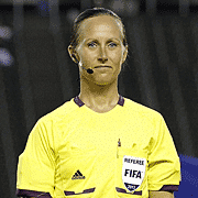 Sweden's Pernilla Larsson in charge of Final