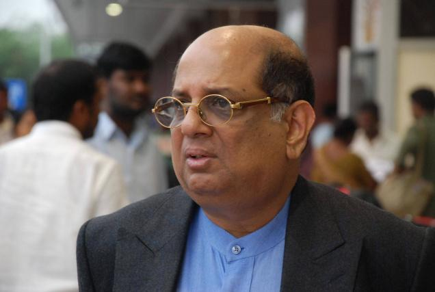 Ramachandran Re-Elected WSF President