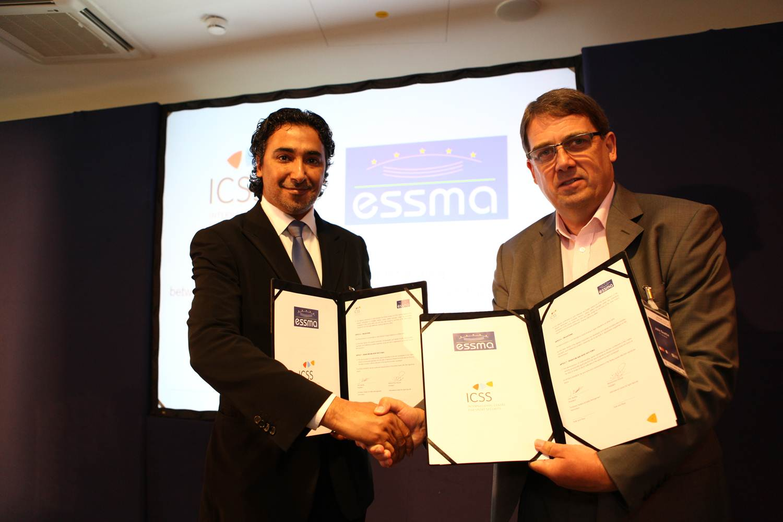 ICSS announces new partnership with the ESSMA