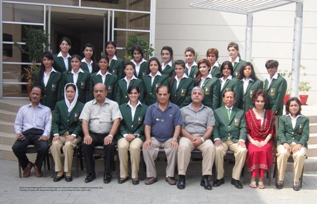 Pakistan team is leaving for Sri Lanka