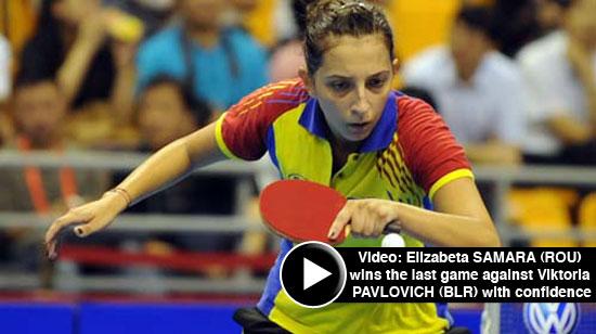 First Ever European Women's Finalist Guaranteed