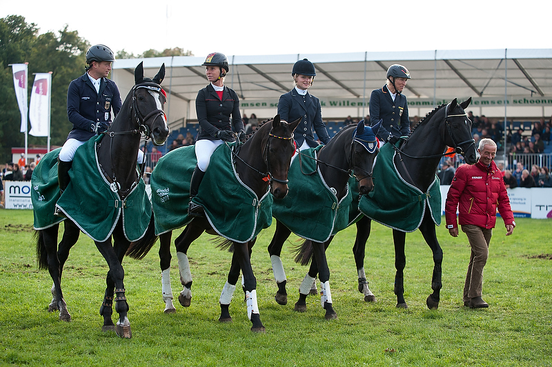 Germany triumphs with first FEI Nations Cup