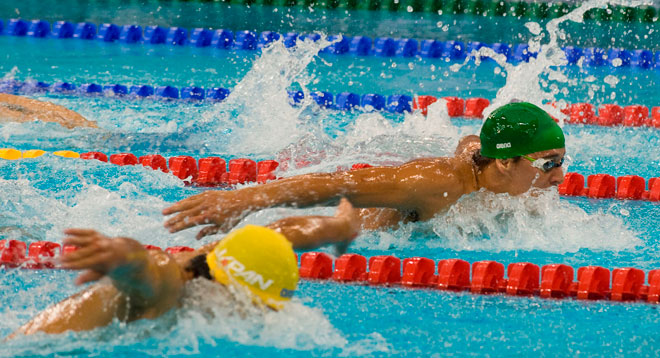 FINA/ARENA Swimming World Cup
