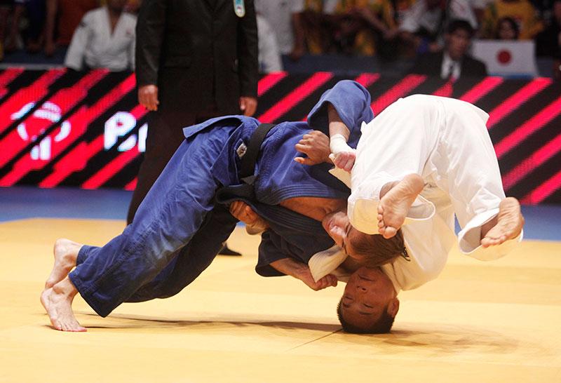World Judo Championship Teams 2012