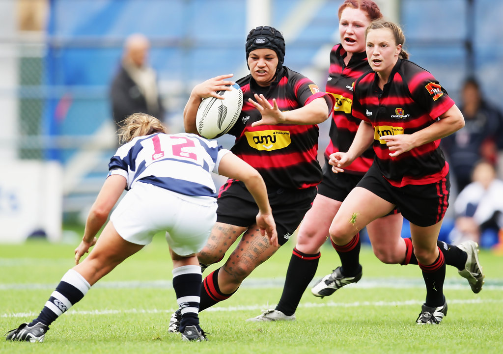 Women's Rugby Continues With Key Conference