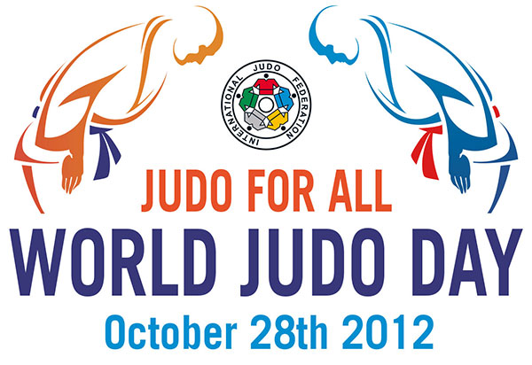 WORLD JUDO DAY 2012 – JUDO FOR ALL