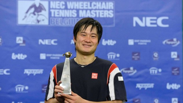 Kunieda and Griffioen wins M and W title