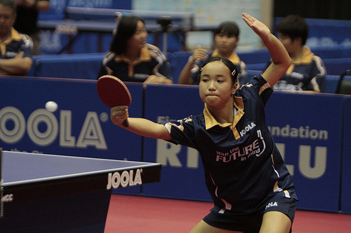 Gold for Asia, Silver for Europe at ITTF World Cadet Challenge