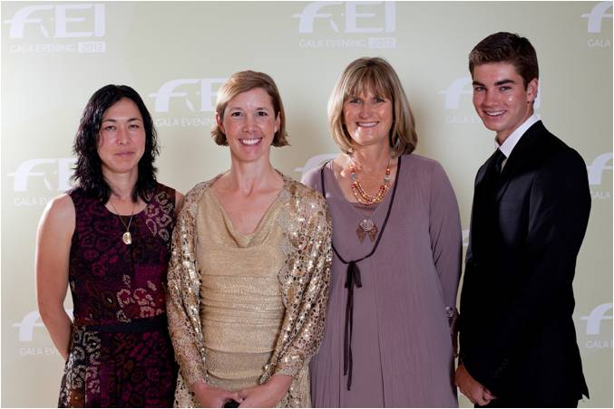 FEI AWARDS WINNERS 2012 CELEBRATED