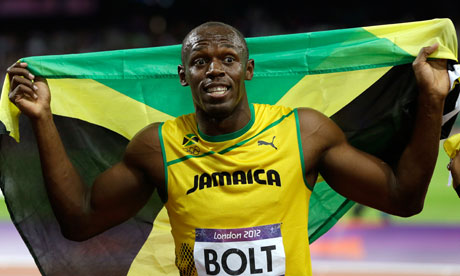Bolt and Felix are World Athletes of the Year