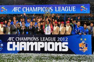 Ulsan Hyundai wins AFC Champions League